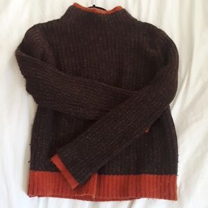 Sarah Spencer sweater